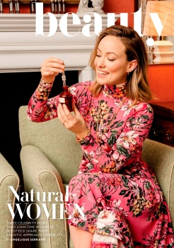 Olivia Wilde -           InStyle Magazine April (2019).