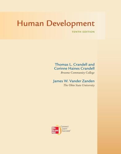 Human Development, 10th Edition