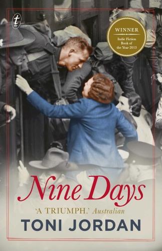 Nine Days by Toni Jordan
