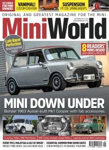 Mini World  Issue 307  September (2017)