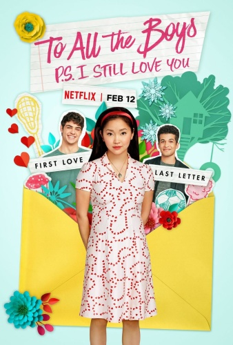 To All the Boys P S I Still Love You 2020 1080p NF WEBRip DDP5 1 x264-NTG