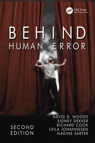 Behind Human Error, 2nd Edition