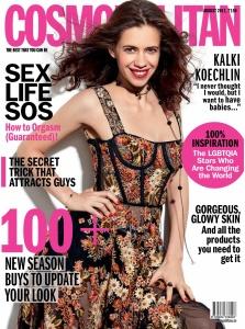 Cosmopolitan India  August (2017)