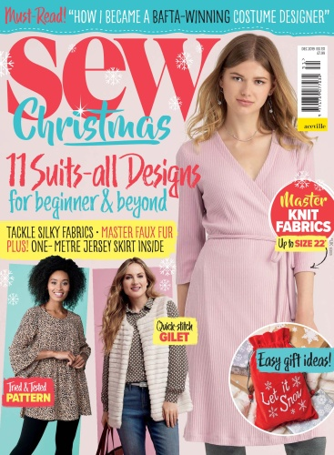 Sew - Issue 131 - December (2019)