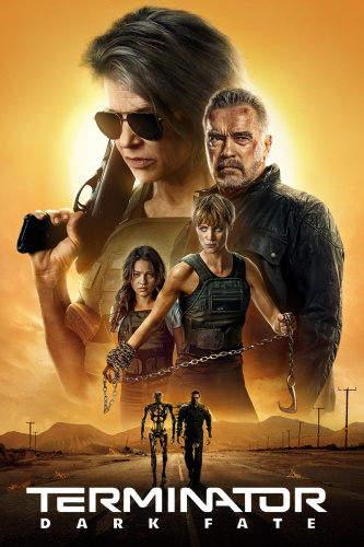 Terminator Dark Fate (2019) 2160p 4K BluRay HDR 5 1 YIFY
