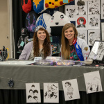 Tulsa Pop Kids had talented vendors, including local artists, game designers, and more