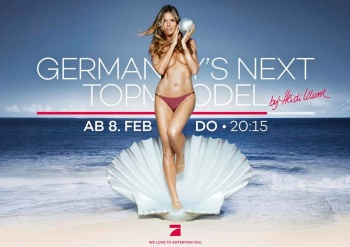 Heidi Klum -                  	Germany's Next Top Model 2018 Promo (LQ).