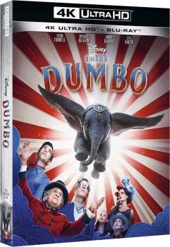 Dumbo (2019) Full Blu-Ray 4K 2160p UHD HDR 10Bits HEVC ITA DD Plus 7.1 ENG Atmos/TrueHD 7.1 MULTI