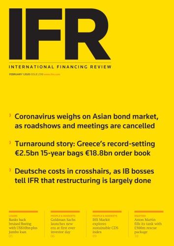 IFR Magazine  February 01 (2020)