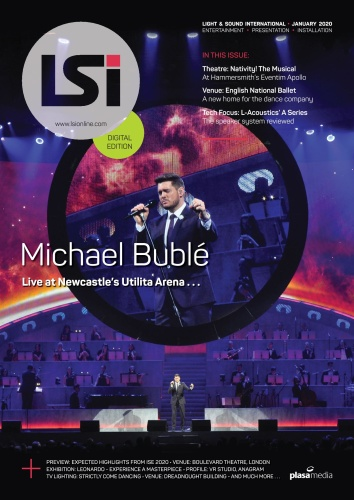 Light & Sound International  January (2020)
