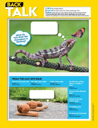 National Geographic Kids USA - March (2020)