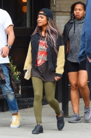 Christina Milian - Out in NYC 5/18/18