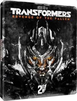 Transformers - La vendetta del caduto (2009) Full Blu-Ray 45Gb AVC ITA DD 5.1 ENG DTS-HD MA 5.1 MULTI