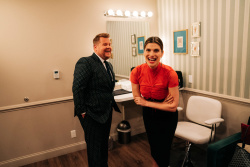 Lake Bell - The Late Late Show with James Corden: April 18th 2019