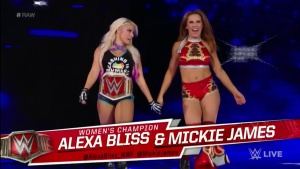 Mickie James and Alexa Bliss Pictures (HQ)