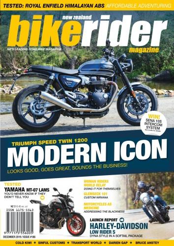 Bike Rider - Issue 186 - December (2019)
