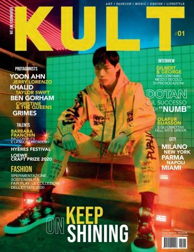 Kult Magazine - Marzo-Aprile-Maggio (2020)