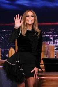 Jennifer Lopez -        ''The Tonight Show With Jimmy Fallon'' New York City September 10th 2019.