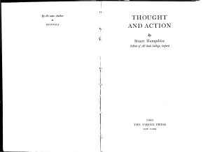 Thought Action