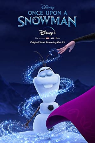 Once Upon a Snowman 2020 DSNYP 1080p WEBRip X264 Atmos-EVO