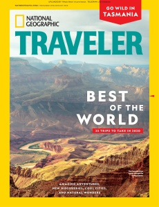 National Geographic Traveler USA - 12 (2019)