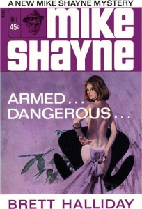 Armed   Dangerous   - Brett Halliday