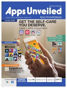 Apps Unveiled  December (2019)