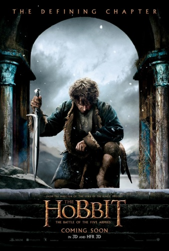 The Hobbit 3 2014 Extended BR EAC3 VFF ENG 1080p x265 10Bits T0M