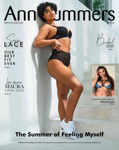 Ann Summers - Lingerie Spring Summer Collection Catalog (2020)