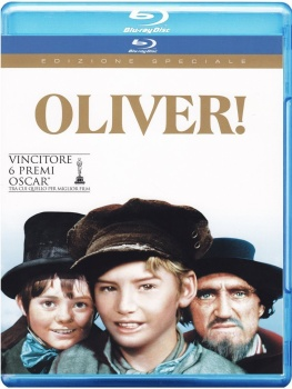 Oliver! (1968) BD-Untouched 1080p AVC DTS HD ENG AC3 ITA-ENG