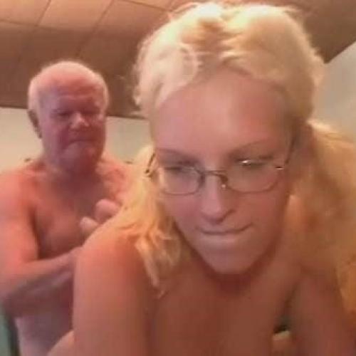 Chubby grandpa porn