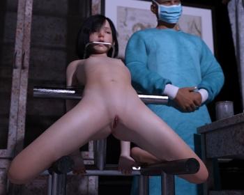 [Bossy] Basement Rape. (Comics + video)