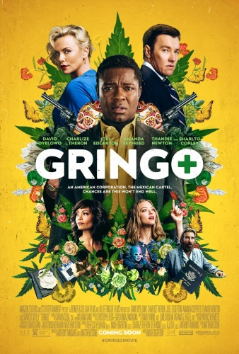 Gringo (2018) 720p Blu-Ray x264 [Multi Audio][Hindi+Telugu+Tamil+English]