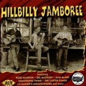 Various   Hillbilly Jamboree