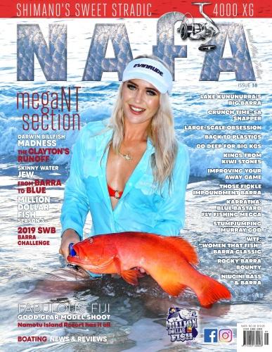 National Australian Fishing Annual NAFA - Issue 38 - February (2020)