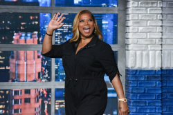 Queen Latifah - The Late Show with Stephen Colbert: October 28th 2019