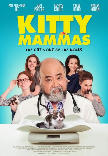 Kitty Mammas 2021 HDRip XviD AC3-EVO