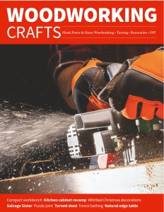 Woodworking Crafts - Issue 58 - November-December (2019)