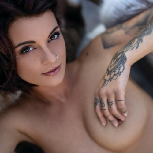 Nude tattoo girls tumblr
