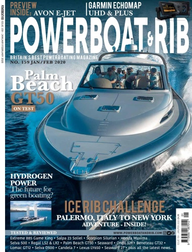 Powerboat & RIB  February (2020)