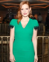 Jessica Chastain - attending the grand opening of L'Avenue restaurant in NYC 1/31/19