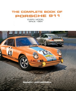 Randy Leffingwell   The Complete Book of Porsche 911