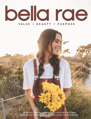 bella rae magazine - Issue 14 - October (2019)