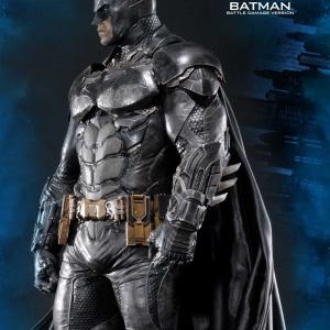 Batman : Arkham Knight - Batman Battle damage Vers. Statue (Prime 1 Studio) EbAhGKBW_t