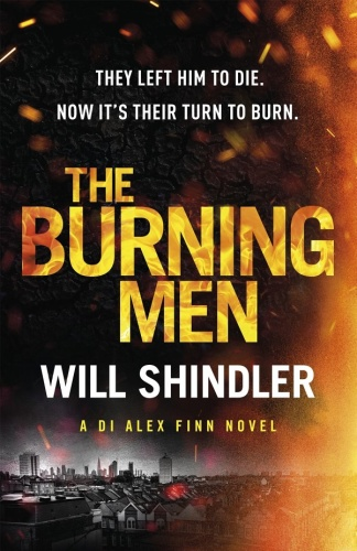 The Burning Men by Will Shindler