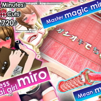 [Hentai Video]Miro in the Magic Mirror World: Magical Girl's Erotic Ceremony English subtitle version