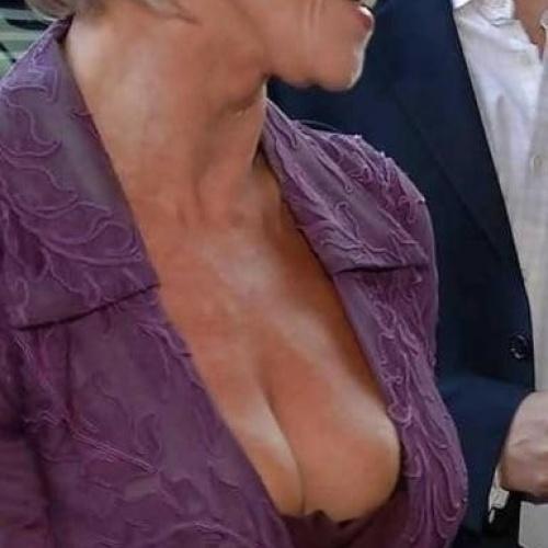 Beautiful cleavage tumblr