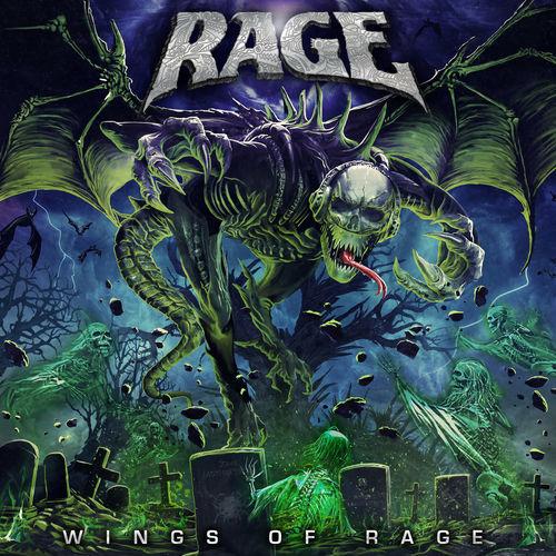 Rage Wings of Rage (2020)