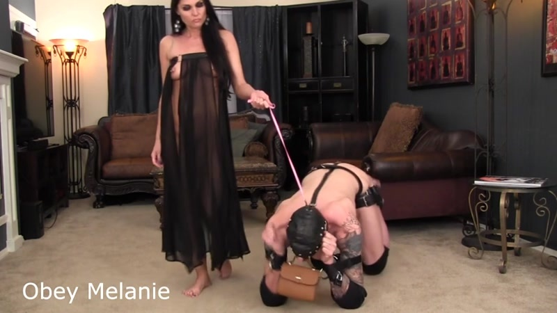 Obey Melanie starring in video (LET ME TRAIN YOUR HUSBAND) [SD 537 MB]