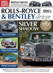 Rolls-Royce & Bentley Driver - January-February (2020)